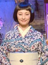 Eテレ『旅するユーロ』シリーズ発表会見に出席した常盤貴子 (C)ORICON NewS inc.