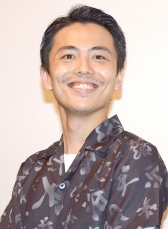 映画『エミアビのはじまりとはじまり』プレミア上映会に登場した森岡龍 (C)ORICON NewS inc.