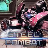 VRロボット対戦格闘ゲーム『STEEL COMBAT』