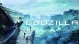 初のアニメーション映画 『GODZILLA』ティザービジュアル (C)2017 TOHO CO.,LTD.