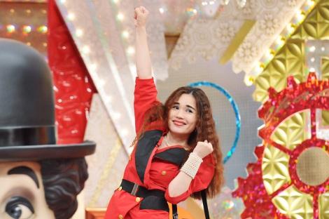きょう21日に放送されるテレビ東京系『そこそこチャップリン』(後9:54)に出演する平野ノラ(C)テレビ東京