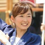『モヤさま』でさまぁ〜ずの2人に結婚報告をした狩野恵里アナウンサー (C)ORICON NewS inc.