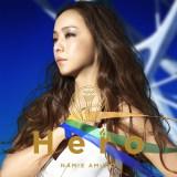 安室奈美恵「Hero」CD盤