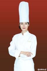 天海祐希が10月からスタートするフジテレビ系連続ドラマ『Chef〜三ツ星の給食〜』(毎週木曜 後10:00)に主演