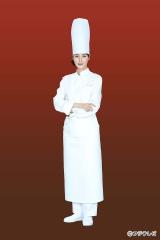 10月からスタートするフジテレビ系連続ドラマ『Chef〜三ツ星の給食〜』(毎週木曜 後10:00)に主演する天海祐希