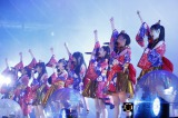 夏恒例の野外ライブ『ファミえん』を開催した私立恵比寿中学