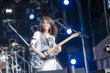 SCANDALが結成の地・大阪で10周年記念ライブ
