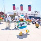 東京ディズニーリゾート公式Instagramで「いいね!」歴代1位を獲得したドナルドの誕生日ショット「ドナルドおめでとう」(約96,500いいね!/掲載日6月9日)(C)Disney