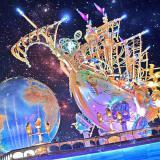 3位を獲得したゲスト撮影の「The 15th Anniversary at Tokyo DisneySea has begun!」(約76,200いいね!/掲載日4月20日)(C)Disney