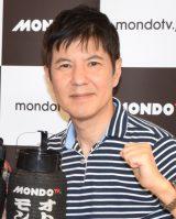 CS放送MONDO TV新番組『コサキンのラジオごっこ』記者会見に出席した関根勤 (C)ORICON NewS inc.