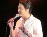 日本初のコンベンションライブで「桜坂」など5曲を熱唱したジェームス・ジラユ (C)ORICON NewS inc.