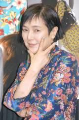 映画『火 Hee』初日舞台あいさつに出席した桃井かおり (C)ORICON NewS inc.