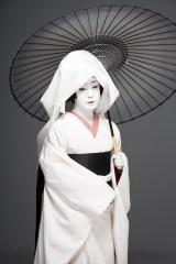 『歌舞伎座スペシャルナイト』で尾上菊之助による女方舞踊「鷺娘」を上映(C)?SHOCHIKU