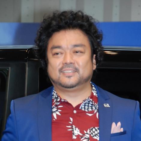 新型セレナ公道デビュー『#BIG#EASY#FUN 体験イベント』に出席したパパイヤ鈴木(C)ORICON NewS inc.