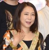 舞台『さがり』制作発表囲み会見に出席した椿鬼奴(C)ORICON NewS inc.