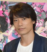 舞台『さがり』制作発表囲み会見に出席した兼崎健太郎(C)ORICON NewS inc.