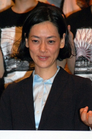 市川実日子 (C)ORICON NewS inc.