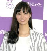 同級生の体操・加藤凌平選手を祝福した新川優愛 (C)ORICON NewS inc.
