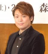ミュージカル『花・虞美人』の制作発表に出席した石橋直也 (C)ORICON NewS inc.