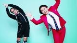 トレンディエンジェル(Simeji WEB限定動画「【公開スマホ撮影会】#Simejiさん激写祭り」篇より)