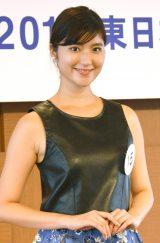 飲食店勤務・野中葵さん(19)=『第49回 ミス日本コンテスト2017』東日本地区ファイナリスト