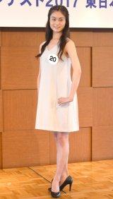 バレエダンサー・下元菜瑠美さん(22)=『第49回 ミス日本コンテスト2017』東日本地区ファイナリスト