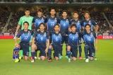 サッカー日本代表選手(C)JFA キリンカップサッカー2016 対ブルガリア代表戦先発メンバー 2016.6.3