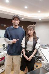 槇原敬之(左)提供アルバムのリード曲「カガミヨカガミ」は切れ味鋭いパワフルなビートのロックナンバー
