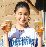 『YOKOHAMA BAY BEER FESTIVAL 2016』に出席した橋本マナミ (C)ORICON NewS inc.