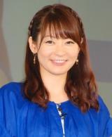 第1子女児を出産した高樹千佳子 (C)ORICON NewS inc.