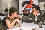 豊川悦司と大竹しのぶ (c)2016「後妻業の女」製作委員会