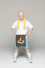 Kimeruが演じるチビ太のビジュアル (C)赤塚不二夫/「おそ松さん」on STAGE製作委員会2016