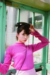 初写真集『やぎマガジン』より 撮影:川島小鳥/「やぎマガジン」講談社