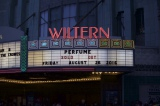 ロサンゼルスのウィルターン劇場外観