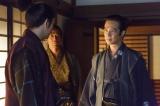 NHK大河ドラマ『真田丸』第34回「挙兵」より。 三成は治部少輔丸に入る(C)NHK