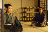 NHK大河ドラマ『真田丸』第34回「挙兵」より。今後の行く先を語らう信繁と信幸(C)NHK