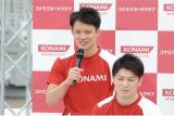 リオ五輪で団体金メダルを獲得した日本男子体操チームの田中佑典選手