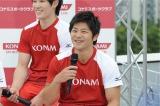 リオ五輪で団体金メダルを獲得した日本男子体操チームの山室光史選手