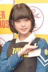 欅坂46のデビュー曲でセンターを務める平手友梨奈 (C)ORICON NewS inc.