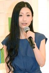 NHK『七人のコント侍』第14期メンバーのお披露目取材会に出席した壇蜜 (C)ORICON NewS inc.