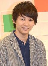 NHK『七人のコント侍』第14期メンバーのお披露目取材会に出席した須賀健太 (C)ORICON NewS inc.