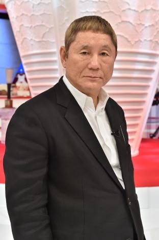 『ものづくり日本の奇跡 日の丸テクノロジーがオリンピックを変えた 元気が出る60年物語』に出演するビートたけし (C)TBS