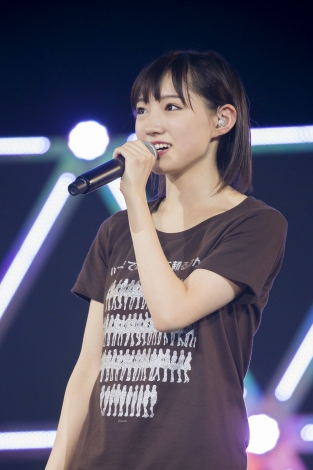 ダブルアンコールでリベンジ宣言した太田夢莉(C)NMB48
