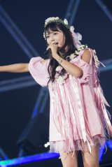 『NMB48コンサート2016 Summer 〜いつまで山本彩に頼るのか?』に出演した白間美瑠(C)NMB48
