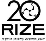 今年で結成20周年を迎えたRIZE