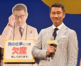映画『グッドモーニングショー』完成披露舞台あいさつに出席した中井貴一 (C)ORICON NewS inc.