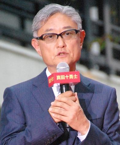 映画『真田十勇士』レッドカーペットセレモニーに出席した堤幸彦監督 (C)ORICON NewS inc.