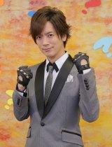 日本テレビ『全国高等学校クイズ選手権』のメインパーソナリティーに決定したDAIGO