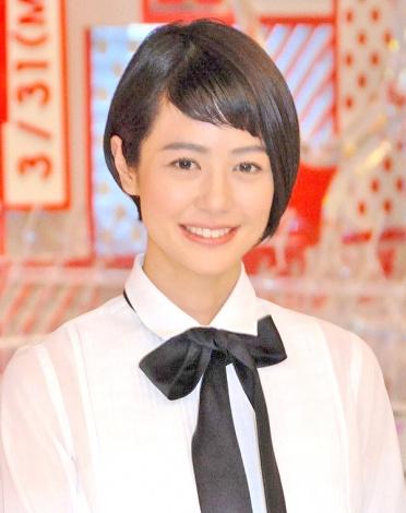 TBS『あさチャン!』で司会を務める夏目三久アナウンサー (C)ORICON NewS inc.