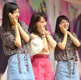 りかりことコラボダンスを披露したJY=「好きな人がいること」発売記念イベント (C)ORICON NewS inc.